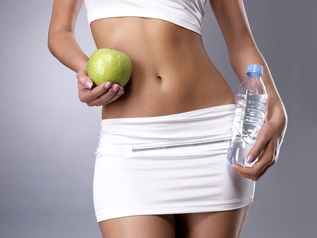 Как похудеть после родов