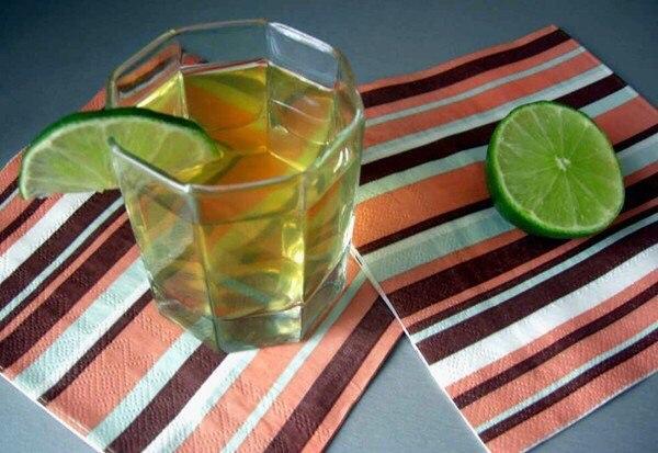 Эффективный напиток для сжигания жира - волшебство фруктов, имбиря и меда!