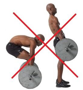 Почему болит поясница после становой тяги?
