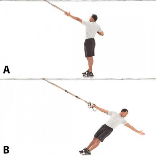 Описание самых эффективных упражнений на TRX. Часть 2