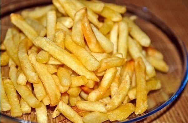 """Картофель """"Фри"""" из духовки - такую картошку можно смело давать даже детям!"""
