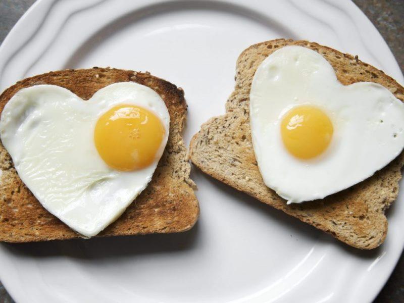 Вот, что происходит с вашим организмом, когда вы съедаете 3 яйца в день!